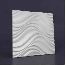 «Тернеция» 3д стеновые панели из гипса