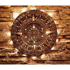 Декоративная вставка Календарь Майя