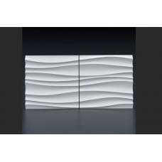 «CALM» рельефные стеновые панели