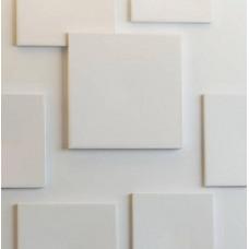 «CUBE» 3д гипсовые панели для стен