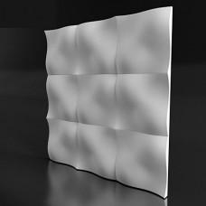 «DROP» стеновые 3д панели