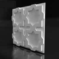 «EASTERN-3» 3d панели для стен