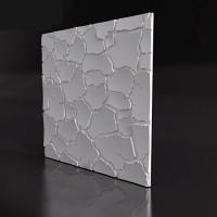 «Туф» декоративные 3д панели