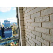 Белый Имперский  упрощённый сверхбыстрый монтаж на стену