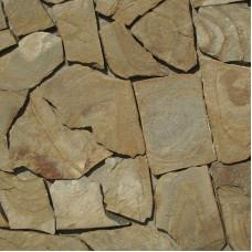 Песчаник серо-зеленый облицовочный