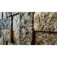 Цитадель камень похож  на древнюю кладку замков западной Европы