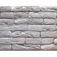 Белый Старый (плитка под белый кирпич для внутренней отделки)