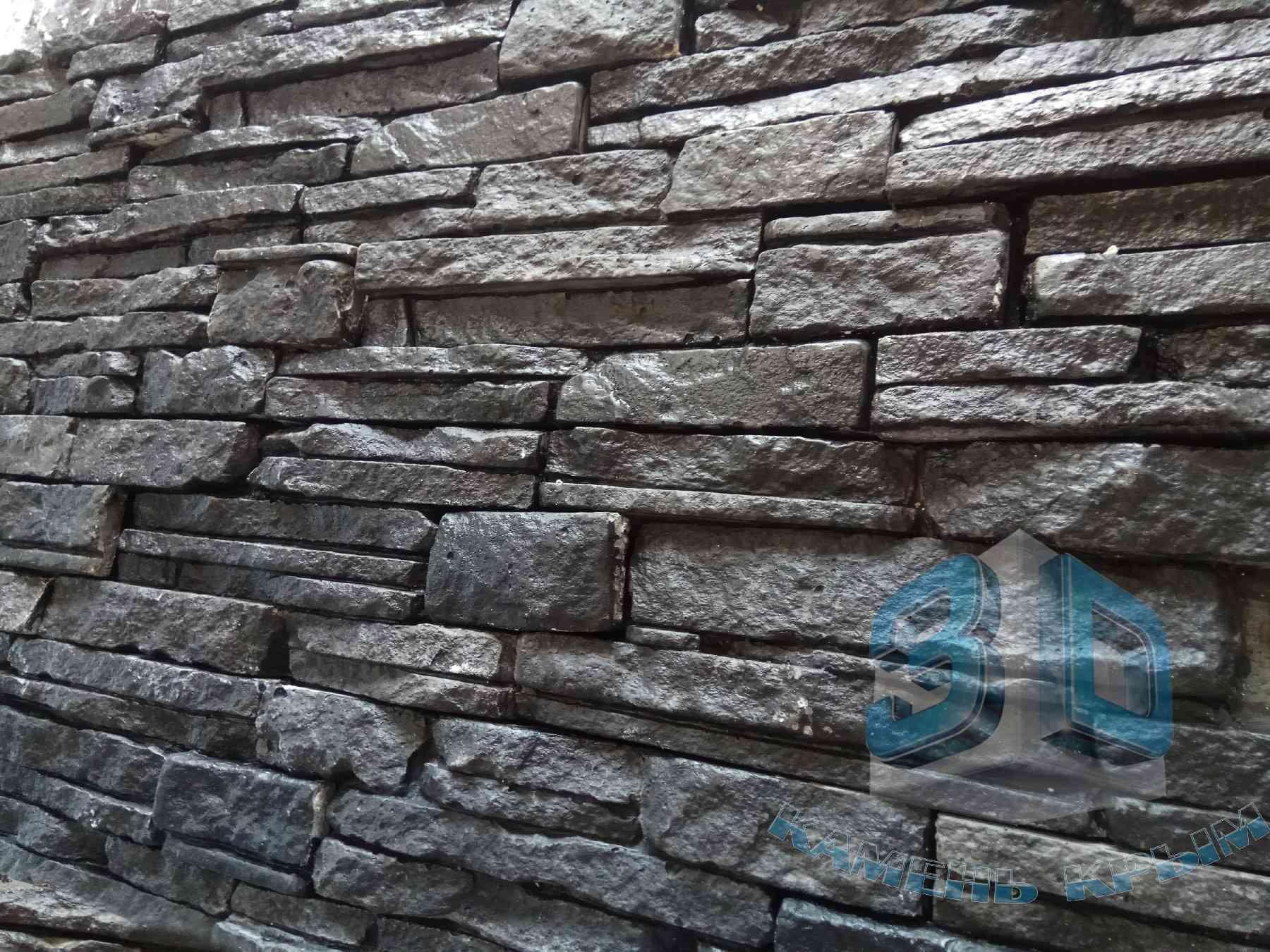 Декоративный гипсовый/бетонный камень от производителя в Крыму
